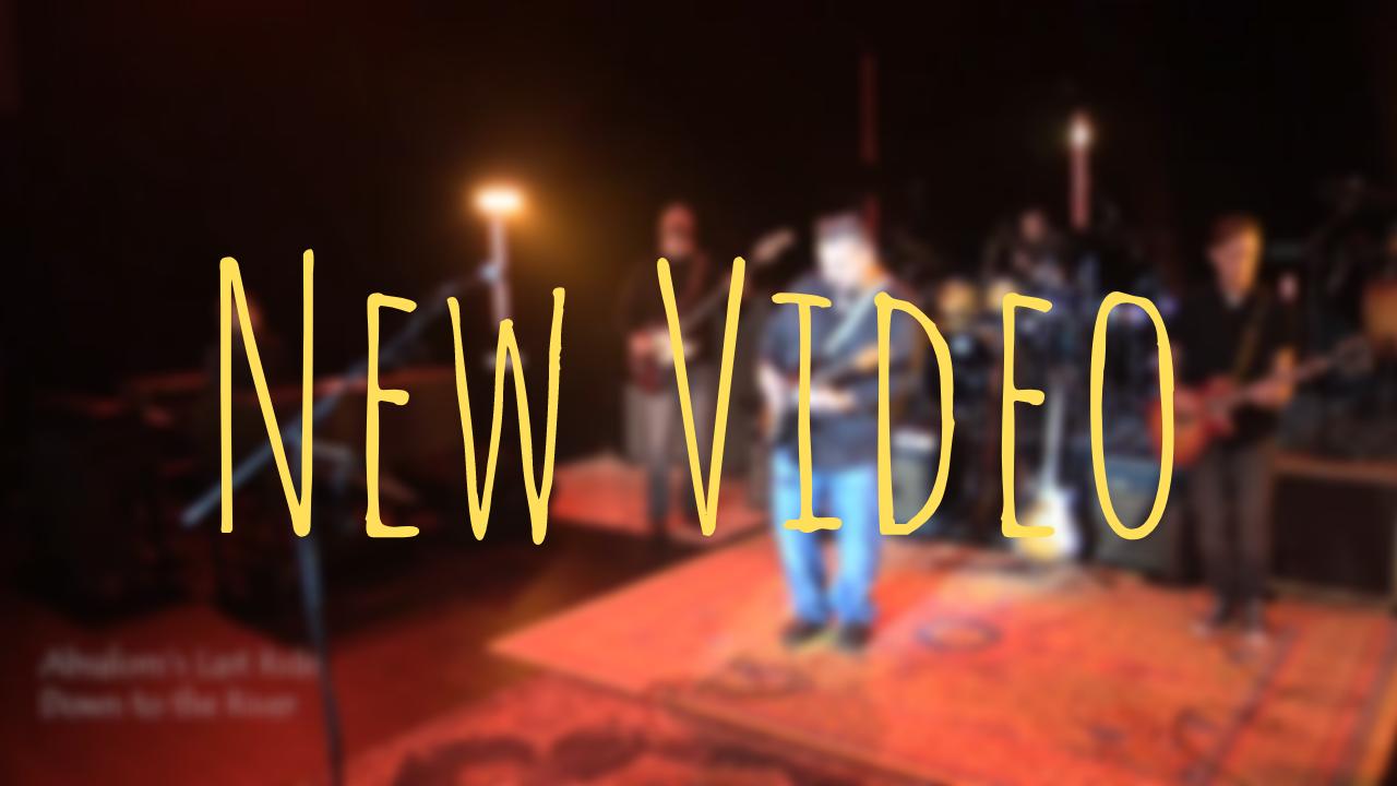 Video Release:Absalom's Last Ride