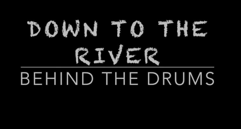 Behind the Drums